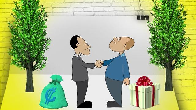 obchodní dohoda