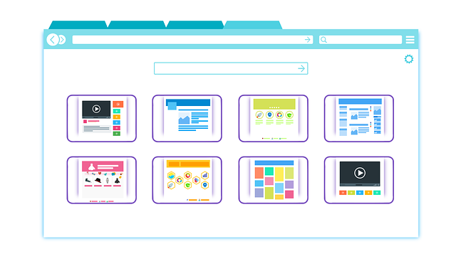 grafika webu